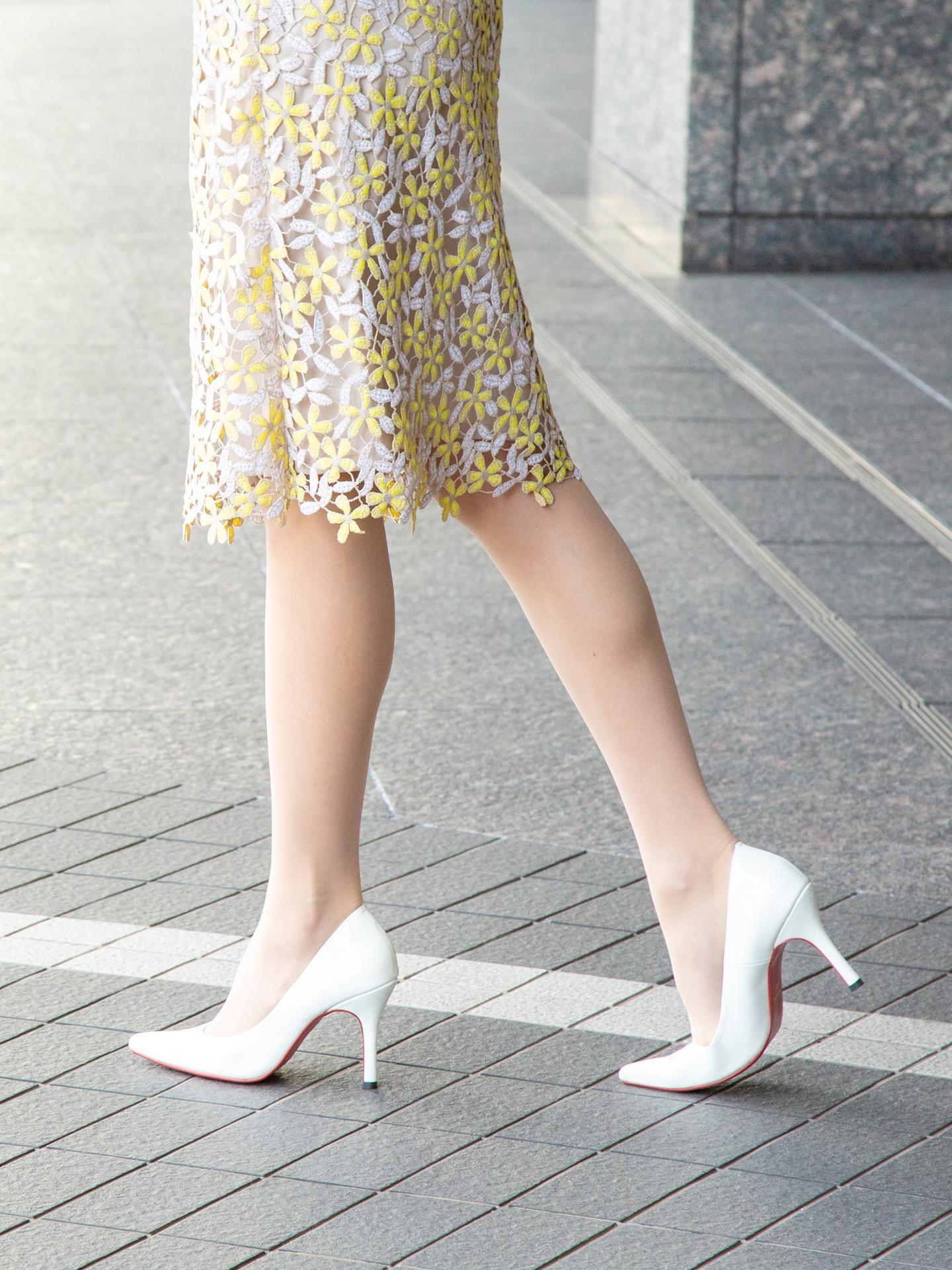 涼感ストッキング ( 011700050 ) | 靴下屋公式通販 Tabio オンライン ...