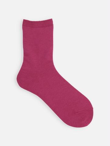 ピンク系の靴下